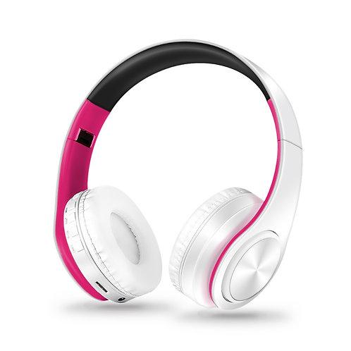 Headphones Bluetooth Headset Earphone Wireless Stereo Foldable