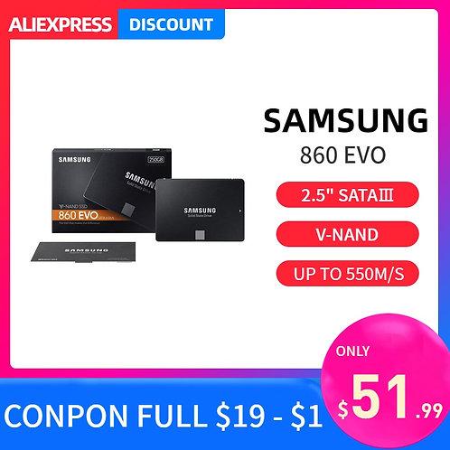 860 Evo Encryption SSD 500GB 1TB 2TB MLC SATA3