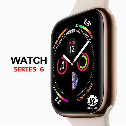 Smart Watch Series 6 Heart Rate Monitor Pedometor