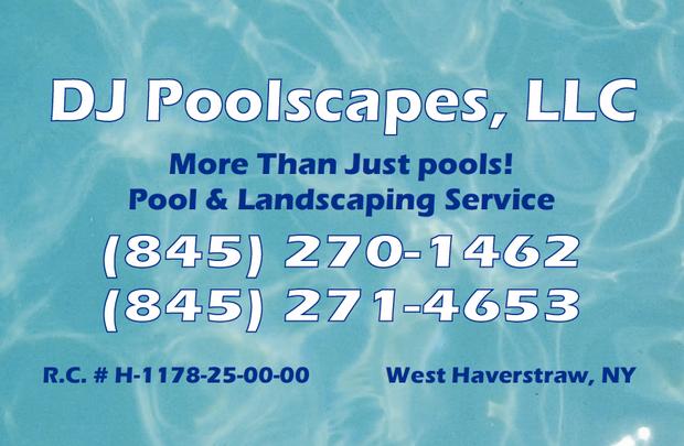 DJ Poolscapes, LLC