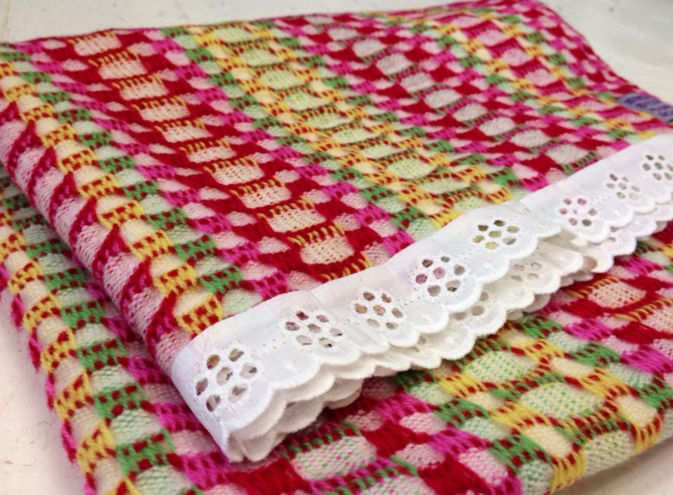 Morwenna Garrick Baby Blanket 2