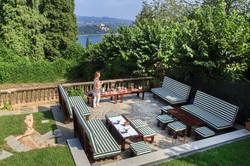Una terrazza al sole
