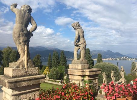 Riaprono lunedì 18 maggio palazzi e giardini delle Isole Borromee e la Rocca di Angera