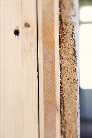 materiale di costruzione naturale