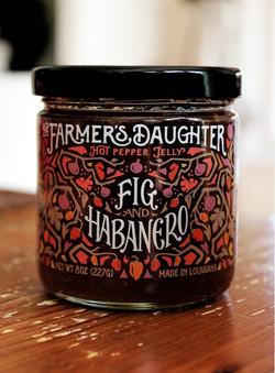 Farmer's Daughter Fig & Habanero