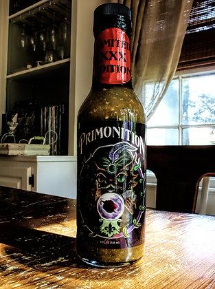 Primonition™ Limited XXX Edition - Verde Style Hot Sauce