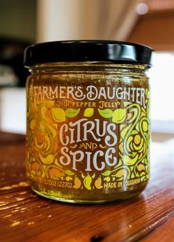Farmer's Daughter Citrus & Spice