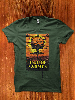 """Primo Army""  T-Shirt"