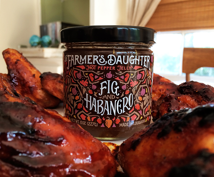 The Farmer's Daughter Fig & Habanero