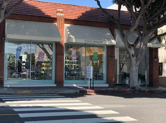 RONROBINSON Santa Monica