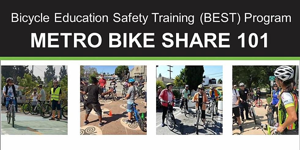 BIKE MONTH: Metro Bike Share 101 – Online Video Class