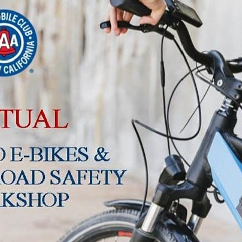 Free Workshop: Intro to E-Bikes and Bicycle Road Safety