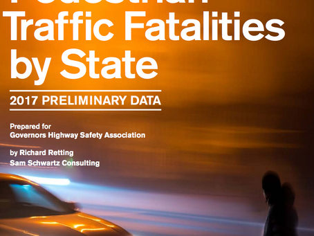 LA County Leads Nation in Pedestrian Deaths