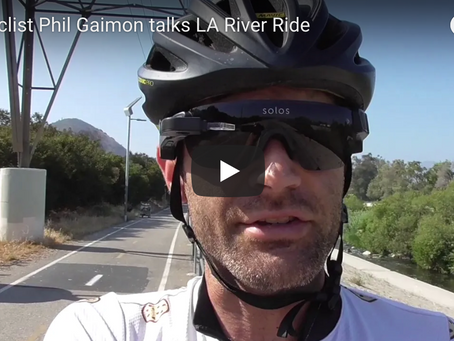 Phil Gaimon Talks LA River Ride