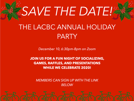 LACBC Holiday Party 2020