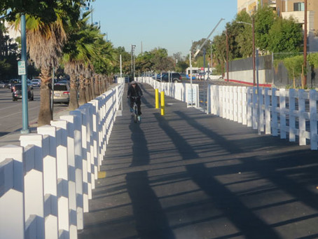 Appreciation for the Little Things: A New Bike Path Opens in NoHo