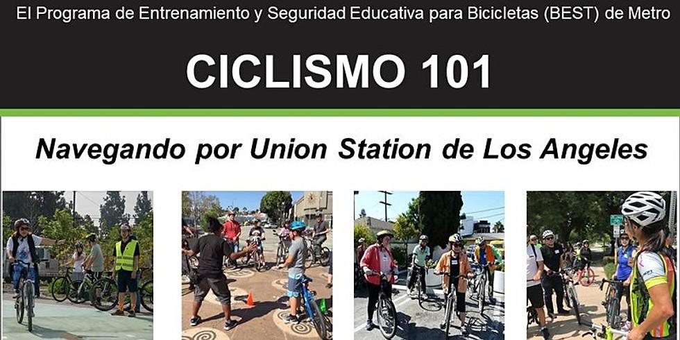 Ciclismo 101: Navegando por Union Station de Los Angeles - En línea