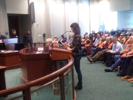 LACBC Public Comment: I-710 Expansion Project