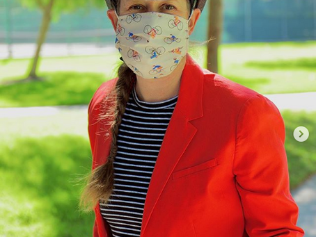 The People Behind LA County Bike Match: Nina Moskol