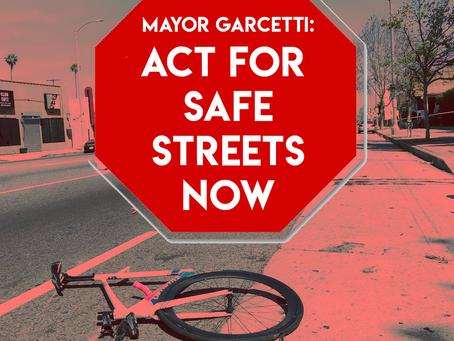 Call to Action: Write to Mayor Eric Garcetti
