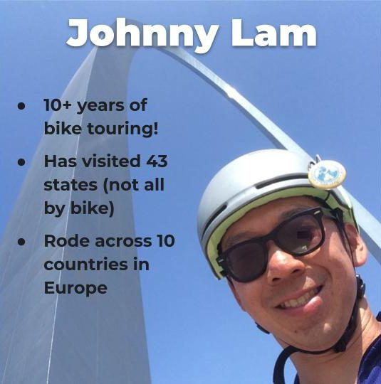 Johnny Lam was one of our guest speakers last school year