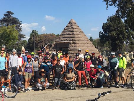 October Sunday Funday: The Haunted Pedal Recap