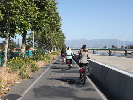Los Angeles River Connections Move Forward