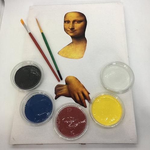 Mona Lisa Yapım Kiti (3 yaş ve üzeri)
