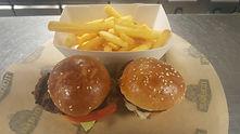 Hamburger Menü