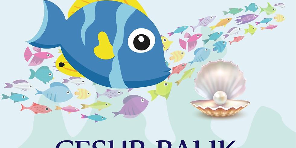 Cesur Balık (3-8 Yaş) - 19 Haziran 15:00 Küçük Sahne
