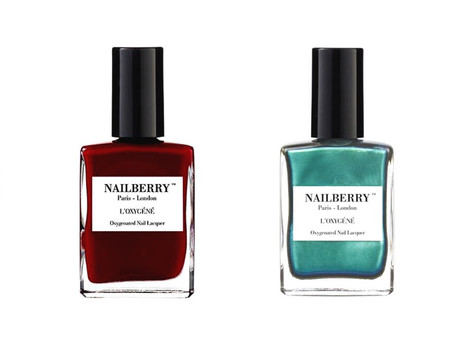 Nailberry Colours to fall in love with