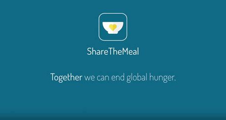 SHARE THE MEAL APP