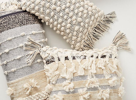Gorgeous new pieces at Anthropologie (Home collection)
