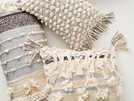 ANTHROPOLOGIE HOME COLLECTION.