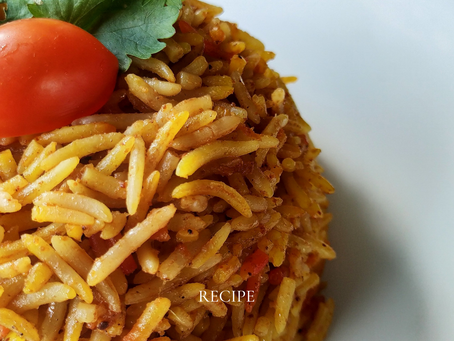 CHEATS FLAVOURSOME RICE