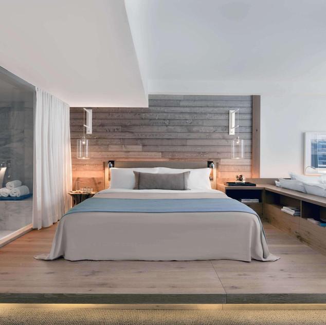 Modern Coastal Interior Design Style Bedroom Design