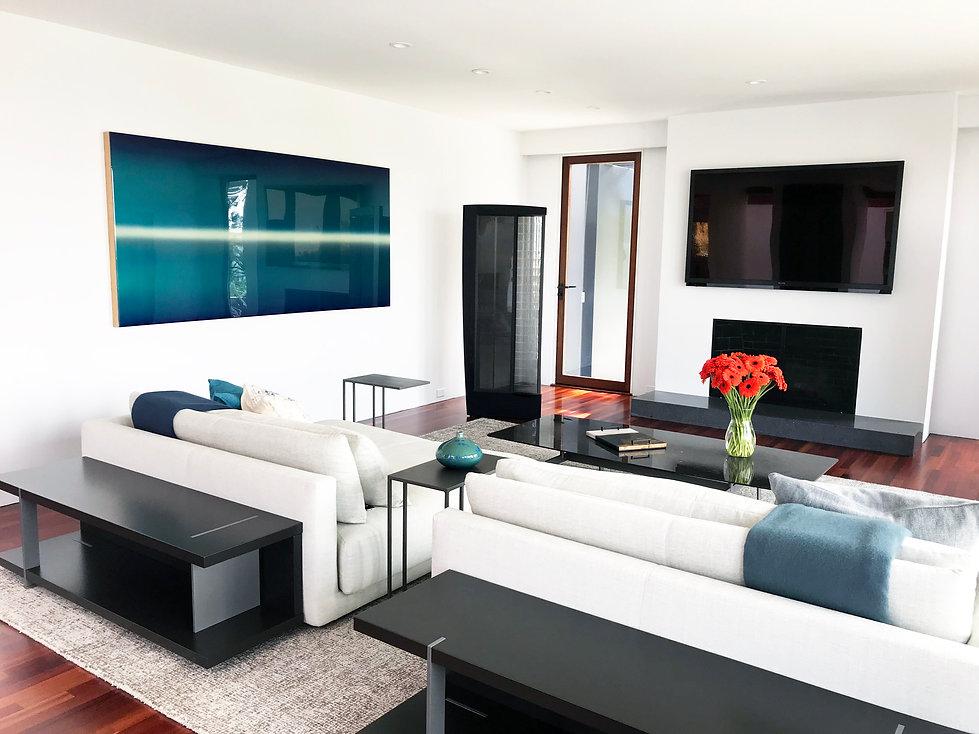Del Mar Modern Home Design - Interior De