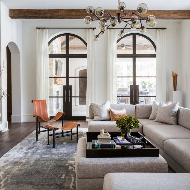 Modern Mediterranean Interior Design Style