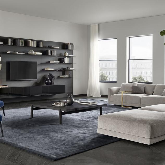 Paschall Design Minimalist Modern Living