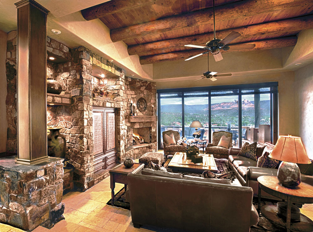 Ways To Refresh Old World Tuscan Style Homes