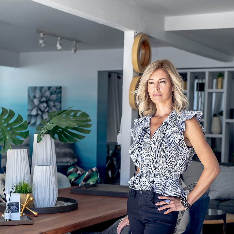 Sarah Paschall, ASID Clutch Modern by Pa