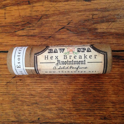 Hex Breaker Anointment