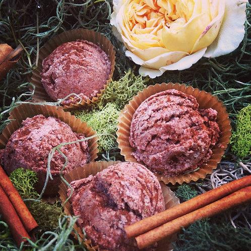 Nefertiti Bath Truffles