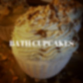 Bath Cupcakes - decadent herbal bath bomb fizzies!