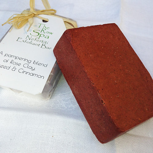 Nefertiti Exfoliant Bar