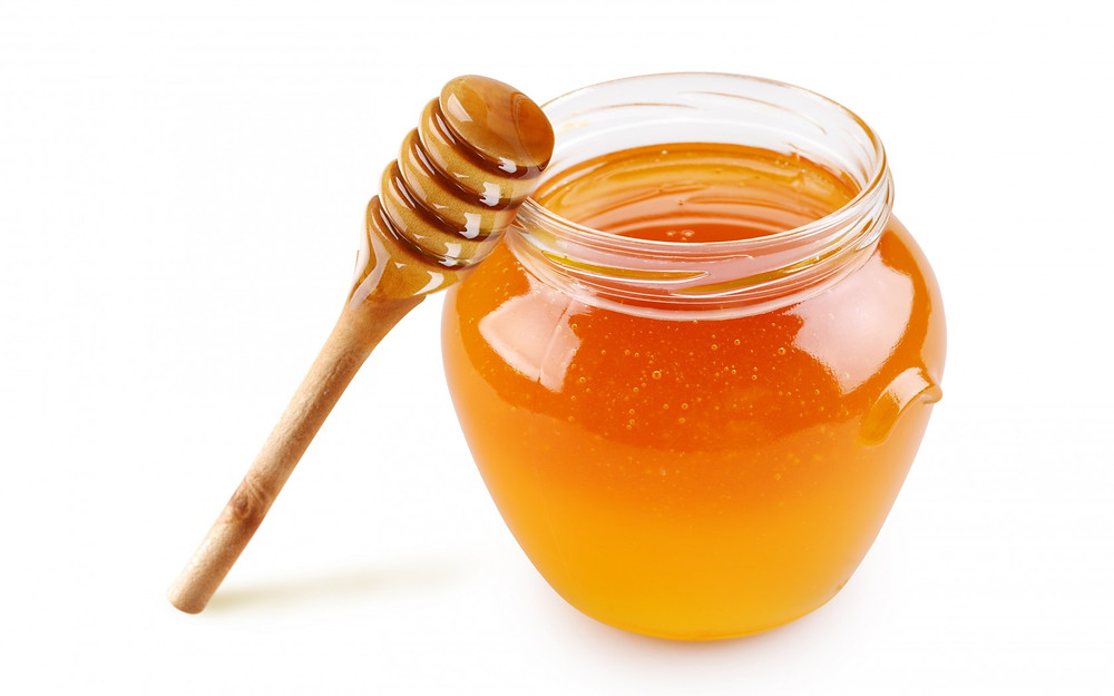 Good old fashioned honey! Image via beesproducts.eu