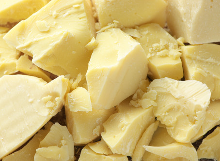 WTF is… Cocoa Butter?!