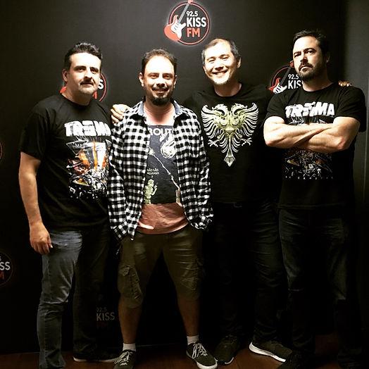 TREMA na Kiss FM.jpeg