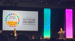 United Nations Civil Society Conference