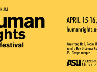 The 6th Annual Human Rights Film Festival